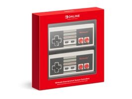2-Pack Nintendo Entertainment System Controllers