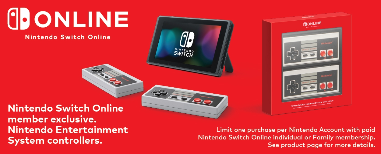 Nintendo Online Store Home Page